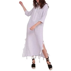 Roberta Roller Rabbit Women's Rose Long Kurta Maxi